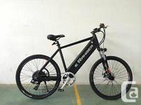 This eRanger bike is one of the lightest full size