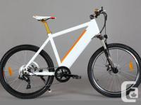 This eRanger bike is one of the lightest full size