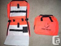 Emergency first aid kits for sale - empty,  fill them