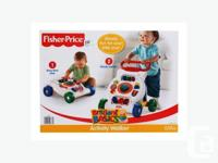 Product Description Steady fun for your little one!