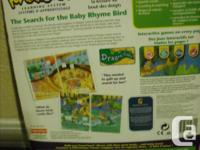 """Fisher Price Power Touch book and cartridge- """"The"""