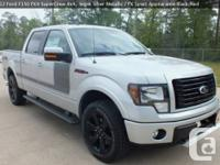 NEW 2013 FORD F150 FX4 APPEARANCE ECOBOOST CREW CAB