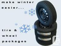 F150 Winter Tire Package deals P265/70R17 $1175.99 plus