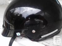 NEW HARLEY DAVIDSON HELMET Never used Size M Paid $250