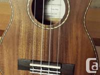 """High Quality 21"""" KOA Acoustic Soprano Ukulele Price is"""