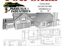 Quality custom home built by Arbutus Industries Ltd.