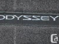 New Original Honda OEM Carpet Mats for 1st, 2nd & 3rd