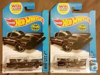 NEW HOT WHEELS 1:64 PIMP MY 1966 BATMOBILE!  THIS IS MY