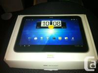 Brand New HTC Jetstream Tablet available in the box.