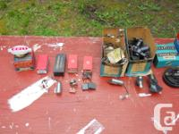 Hundreds of New Ignition Parts & Brake Shoes 1975 &