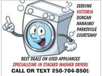 Good working washer and dryer in one machine. Its
