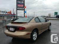 Make Pontiac Model Sunfire Year 1999 Colour Deep gold