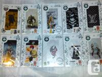New in Package Anime and LV Design Cellphone Color Skin