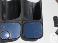 inside drivers door handle $20.00 extender mirrors.