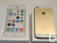 Brand name new apple iphone 5S Factory unlocked (64GB)