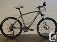 Hard tail Mountain Cross Country Bicycle for off road