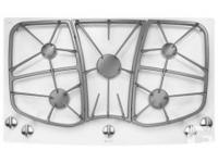 "New Jenn-air 36"" Floating Glass Gas Cooktop Frost"