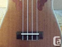 """KAKA, Ovation style body, acoustic 23"""" Concert Ukelele for sale  British Columbia"""