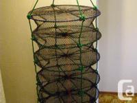 "New Lantern Nets for sale, 20"" diameter, 5' high, 5"
