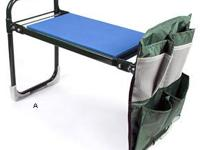 New still in the box Lee Valley folding kneeler. The