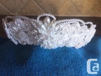10 tiaras, NEW with tags, originally from a wedding