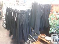There is a large collection of Maternity cloths (mostly