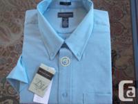 BRAND-NEW, NEVER WORN, DENVER-HAYES light blue 100%