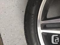 "Brand new 18"" Mercedes AMG Rims on Pirelli Rubber"