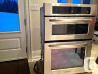 BRAND NAME MICRO-COMBO WALL OVENS-CLEARANCE SALE READ
