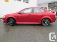 Make Mitsubishi Model Lancer Year 2017 Colour RED