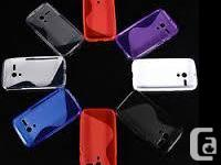 S-line Soft Gel Tpu Case Back Cover for Motorola MOTO G