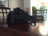 Nikon D3300 24.2 MP CMOS Digital SLR with AF-S DX