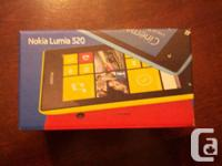 selling a brand new in the box Nokia Lumina 520 Windows