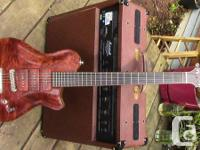 One of a kind Master Piece ! Sounds amazing, and plays
