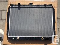 Purchased the wrong radiator and need to sell it. For