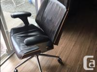 two new computer chairs , like new , never used , high