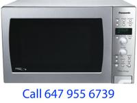 Panasonic Microwave Convection Oven Stainless Steel