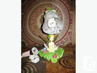 Product Features New Pretty Disney Tinker Bell Accent