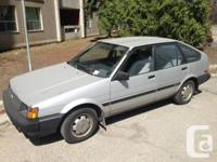 Hello potential buyer,  I'm selling my 1985 Toyota