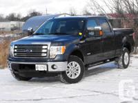 Priced to Sell!! 2013 Crew Cab Lariat F150 with the