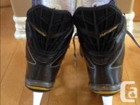 Bauer Supreme 180 with extra Blades used one season, in