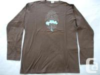 New Quiksilver long sleeve Tee shirts. It is brand-new