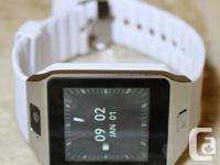 NEW QW09 Smart Watch Phone Bluetooth Unlock SIM Android