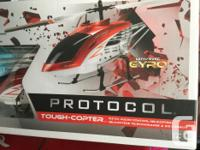 New in Box 3.5 CH. Radio Control 14+ To ADULTS On board