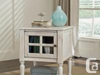 Brand New Rustic Accent Chairside Tables on Sale for