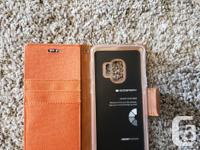 Never used goospery phone case for the Samsung Galaxy