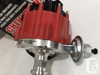 New MSD Sterrt Fire HEI Distributor Model 8362 For SBC