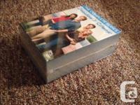 Dawson's Creek complete DVD boxset. All 6 seasons in