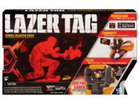 FOR SALE IS A NEW SEALED Lazer Tag Single Blaster Pack.