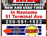 We are the only tire store on the planet to put a 90